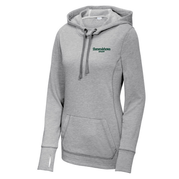 Shen Staff Tri-Blend Fleece Hoodie- Ladies & Men's, 3 Colors
