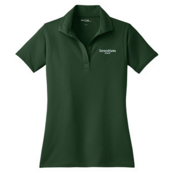 Shen Staff Performance Polo- Ladies & Men's, 3 Colors