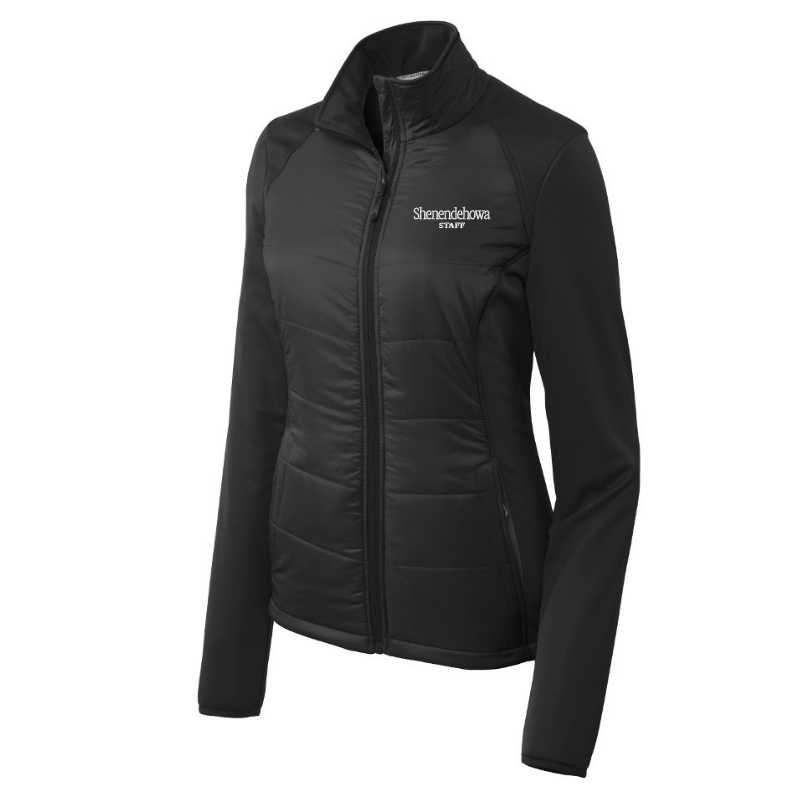 Shen Staff Hybrid Soft Shell Jacket- Ladies & Men's, 2 Colors