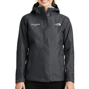 Shen Staff North Face Dry-Vent Rain Jacket- Ladies & Men's, 2 Colors