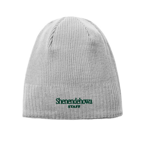Shen Staff Knit Fleece-Lined Beanie- 3 Colors