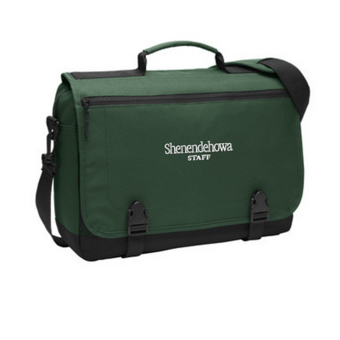 Shen Staff Messenger Bag- 2 Colors