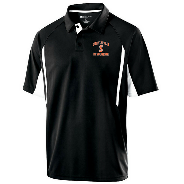 Schuylerville Revolution 2-Tone Polo- Ladies & Men's (Uniform)