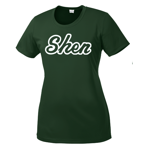 Chango/Shen Elementary Solid Performance T-Shirt- Youth, Ladies, & Adult, 2 Colors