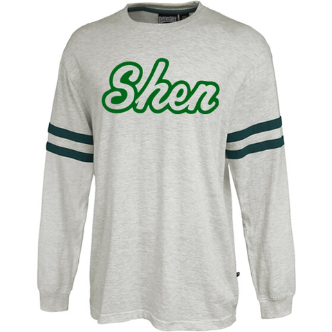 Shen Plainsmen Vintage Stripe Long Sleeve Shirt