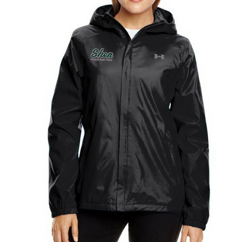 Shen Track & Field Under Armour Rain Jacket- Ladies & Men's