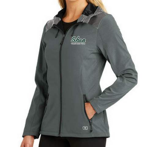 Shen Track & Field Endurance Water/Wind Resistant Jacket- Ladies & Men's, 2 Colors