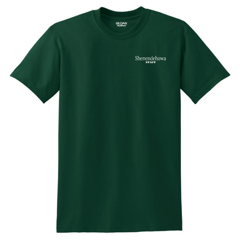 Shen Staff Cotton T-shirt- 3 Colors