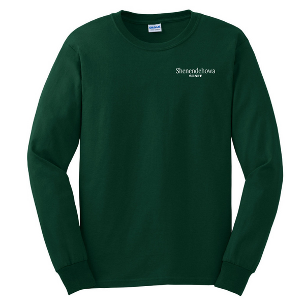 Shen Staff Long Sleeve T-Shirt- 3 Colors