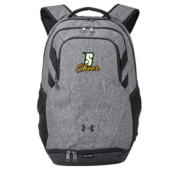 Siena Cheerleading Backpack- 2 Colors, 2 Logo Options