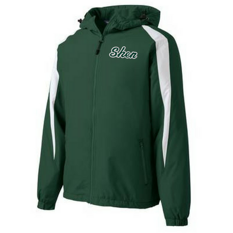 Shen Full-Zip Jacket- Youth & Adult