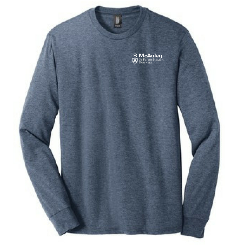 St. Peter's Perfect Tri-Blend Long Sleeve- 3 Colors