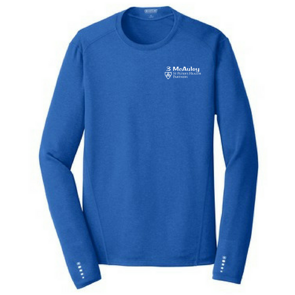 St. Peter's Long Sleeve Performance Shirt- Ladies & Men's, 3 Colors