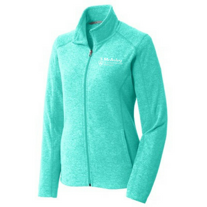 St. Peter's Ladies MicroFleece Full Zip- 5 Colors