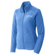 Load image into Gallery viewer, St. Peter's Ladies MicroFleece Full Zip- 5 Colors