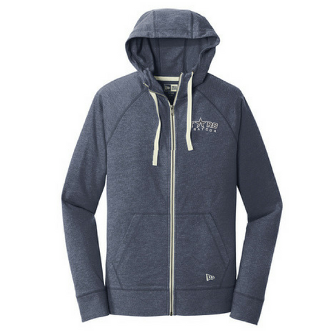 Saratoga Stars Lightweight Full Zip Hoodie- Ladies & Men's, 2 Colors