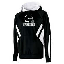 Load image into Gallery viewer, Stillwater Warriors Two-Tone Performance Hoodie- Youth & Adult, 2 Colors