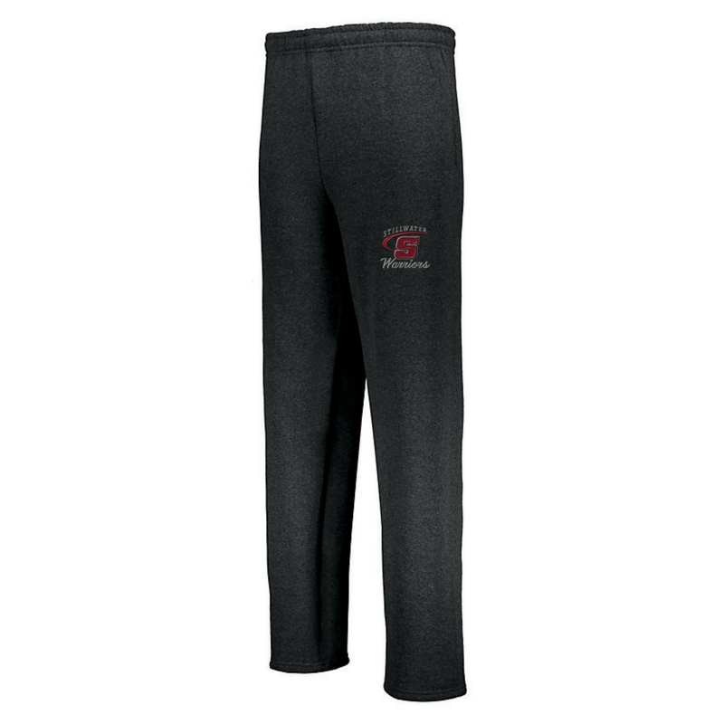 Stillwater Warriors Dri-Power Pocketed Sweatpants- Youth & Adult, 3 Colors