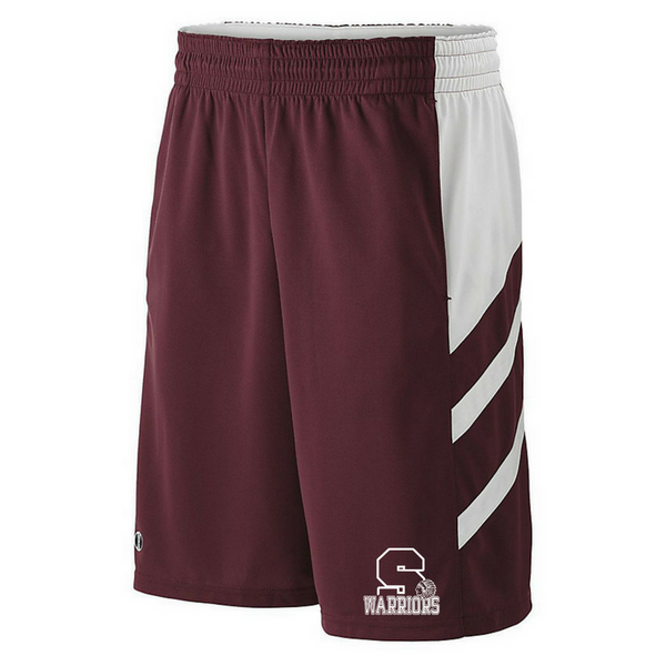 Stillwater Warriors Shorts- Youth & Adult, 3 Colors