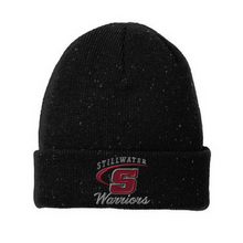 Load image into Gallery viewer, Stillwater Warriors Speckled Beanie- 2 Colors