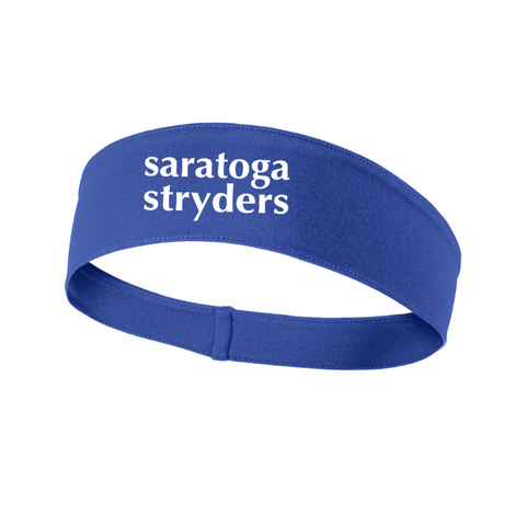 Saratoga Stryders Performance Headband