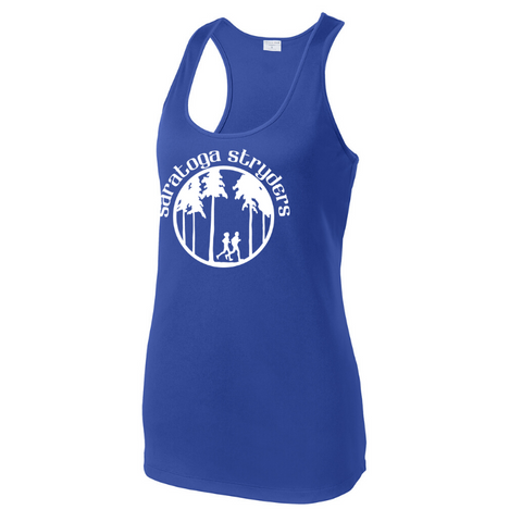 Saratoga Stryders Performance Tank- Ladies & Men's