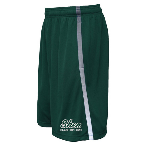 Shen Class of 2023 Club Performance Shorts- 2 Colors