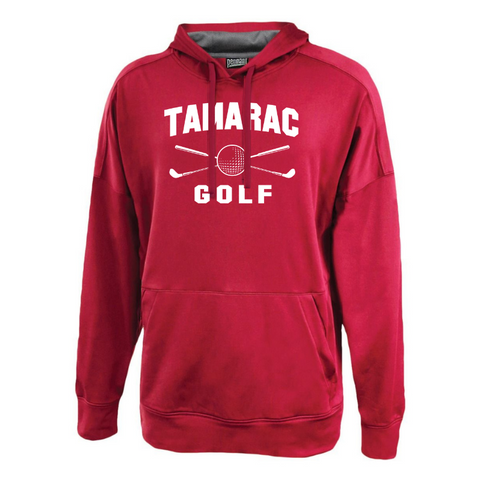Tamarac Golf Lightweight Solid Performance Hoodie- Youth & Adult, 2 Colors