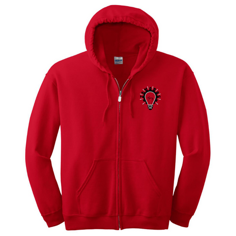 Tamarac Odyssey of the Mind Full Zip Hoodie- Youth & Adult, 3 Colors