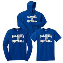 Load image into Gallery viewer, Saratoga Softball Cotton Bundle- Youth & Adult, 3 Colors