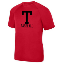 Load image into Gallery viewer, Tamarac Baseball Short Sleeve Performance Tee- Youth, Ladies, & Men's, 3 Colors