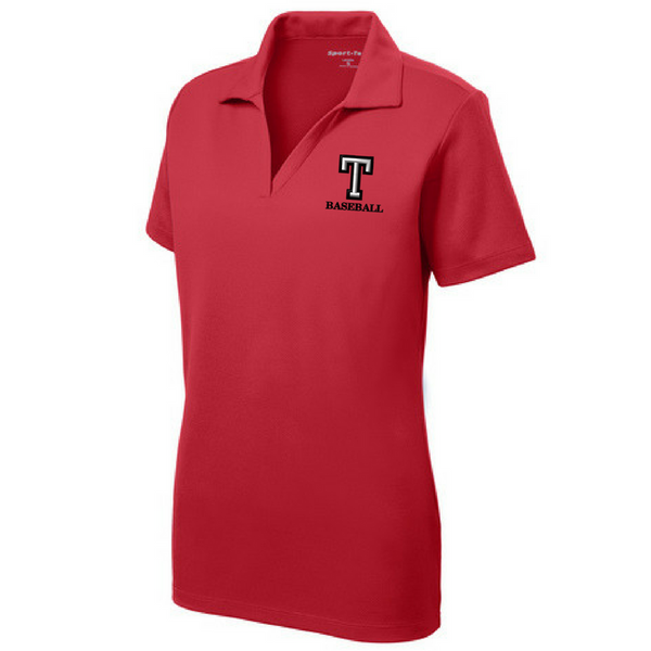 Tamarac Baseball Performance Polo- Men's & Ladies, 3 Colors