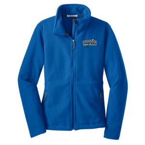 Saratoga Full Zip Fleece- Youth, Ladies, & Men's, 3 Colors