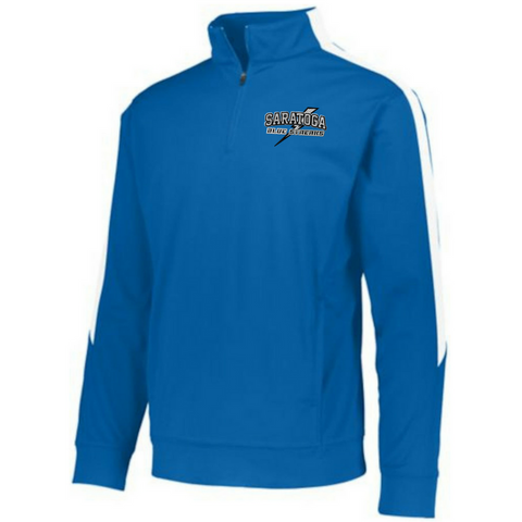 Saratoga Performance 1/4 Zip- Youth, Ladies, & Men's, 3 Colors