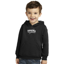 Load image into Gallery viewer, Saratoga Blue Streaks Toddler Hoodie- 3 Colors