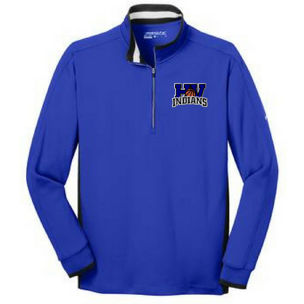 HV Basketball Nike 1/4 Zip Pullover- 2 Colors, Men's & Ladies