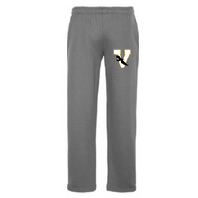 Load image into Gallery viewer, Voorheesville Open-Hem Sweatpants- 2 Colors