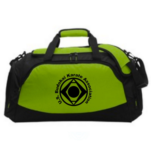 Budokai Duffle Bag - 5 Colors Available