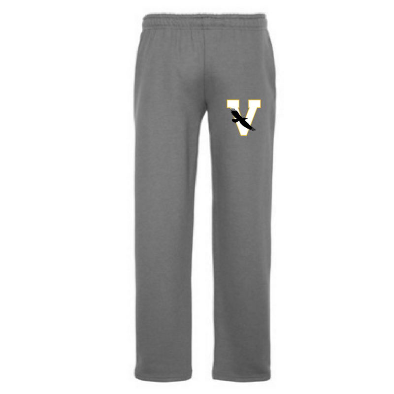 Voorheesville Open-Hem Sweatpants- 2 Colors