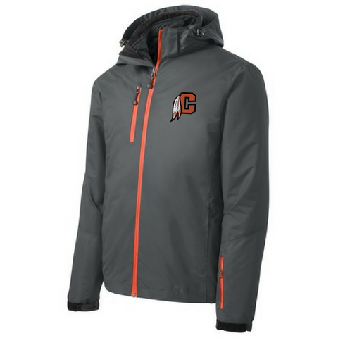 Cambridge Indians 3-in-1 Waterproof Jacket