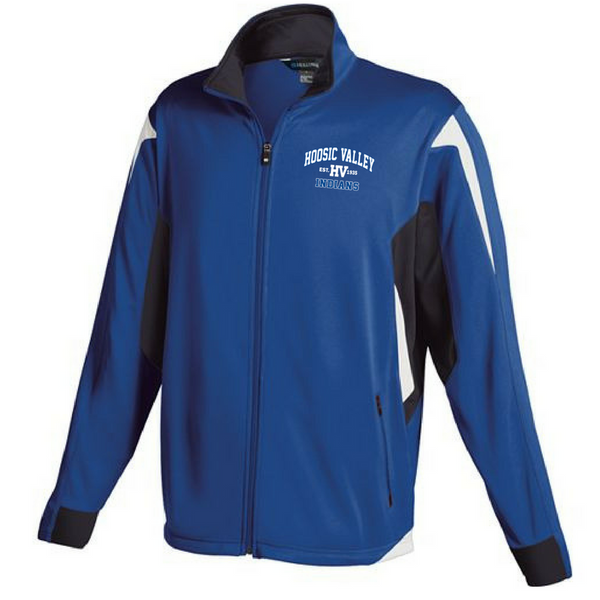 Hoosic Valley Indians Warm Up Jacket (Men's, Ladies, & Youth)