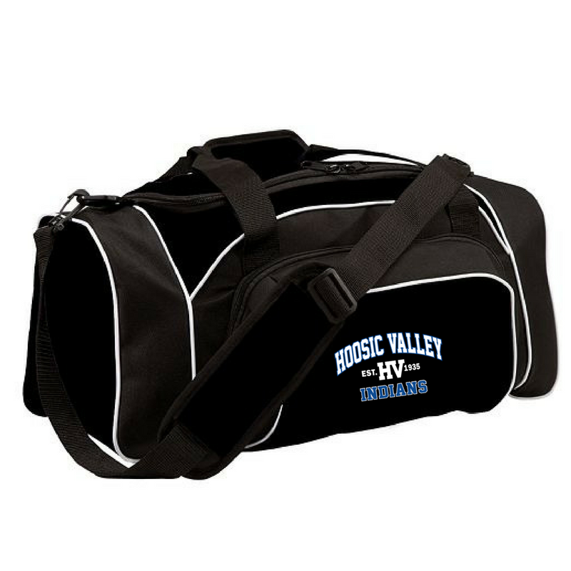 Hoosic Valley Indians Duffle Bag
