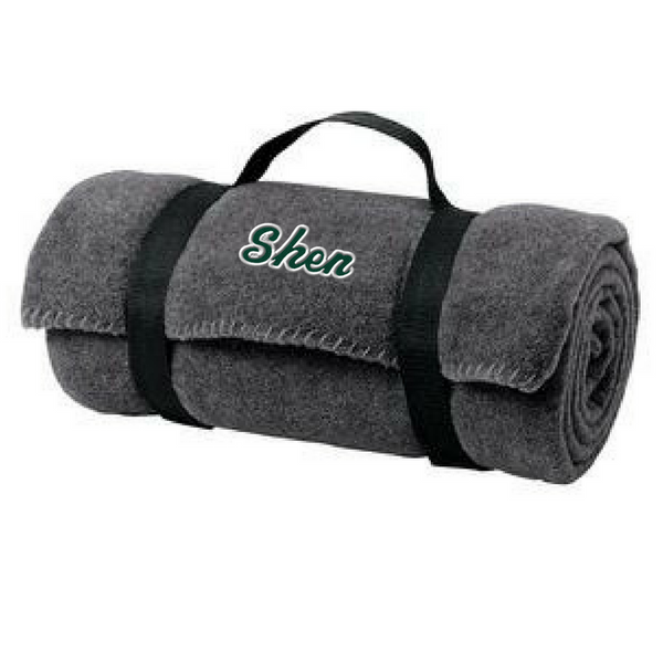 Shen Plainsmen Fleece Blanket- 3 Colors