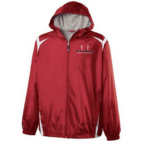 Mechanicville Softball Hooded Full Zip Jacket- Youth & Adult, 2 Colors