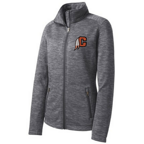 Cambridge Indians Digi Stripe Full Zip Jacket
