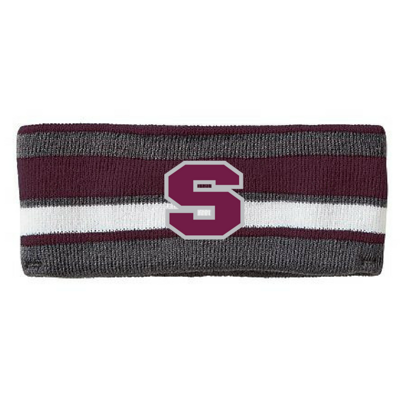 Stillwater Warriors Winter Headband