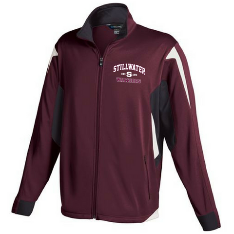 Stillwater Warriors Warm Up Jacket (Men's, Ladies, & Youth)
