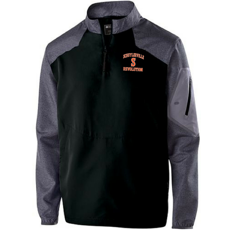 Schuylerville Revolution 1/4 Zip Pullover- Youth & Adult, 2 Colors