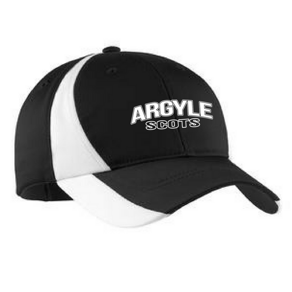Argyle Scots Colorblock Adjustable Hat-Youth & Adult, 2 Colors