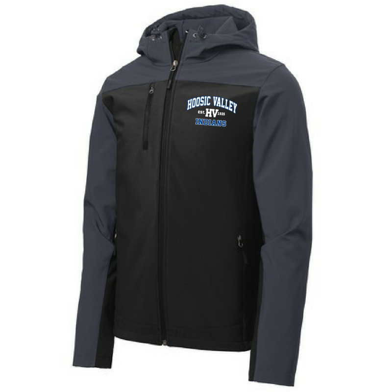 Hoosic Valley Indians Soft Shell Jacket